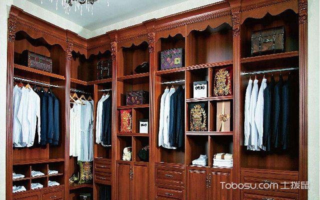 罗马柱衣柜如何安装标记位置