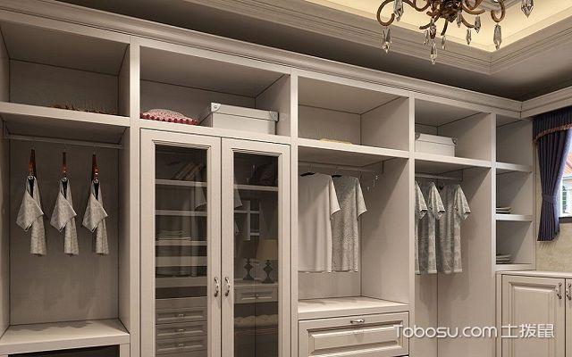 罗马柱衣柜如何安装清理