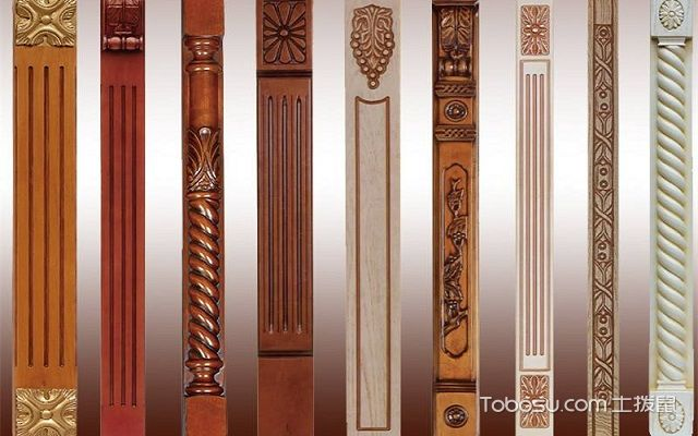罗马柱衣柜如何安装尺寸