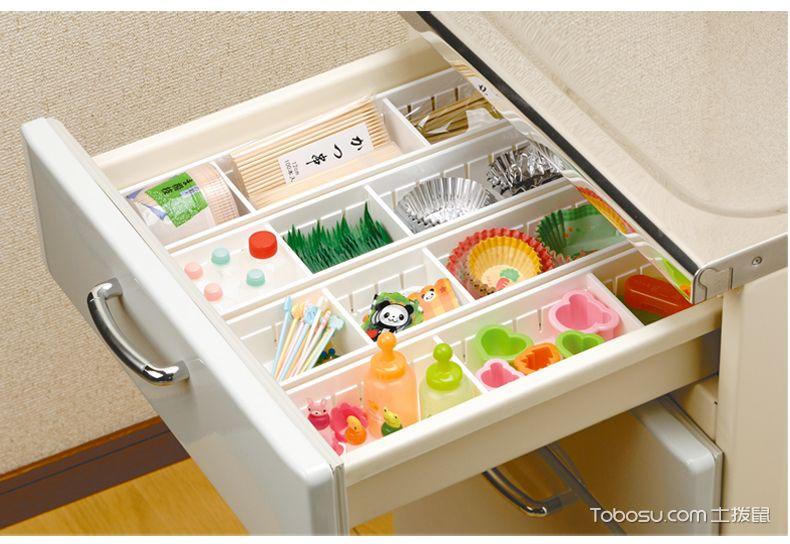 厨房橱柜收纳日式_土拨鼠装修经验