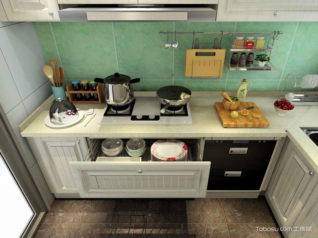 厨房橱柜收纳搭配_土拨鼠装修经验