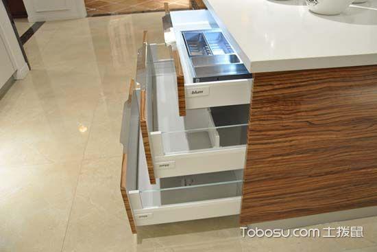 厨房橱柜收纳实用_土拨鼠装修经验