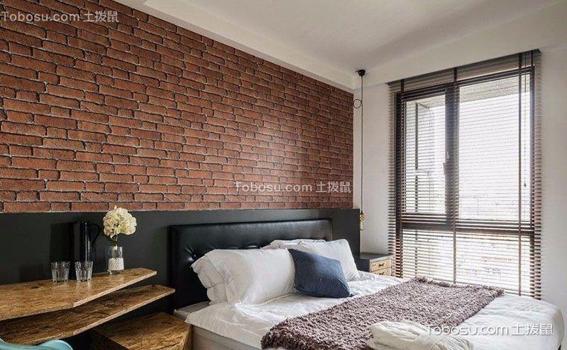 经典小户型卧室装修,富有个性而又雅致温馨