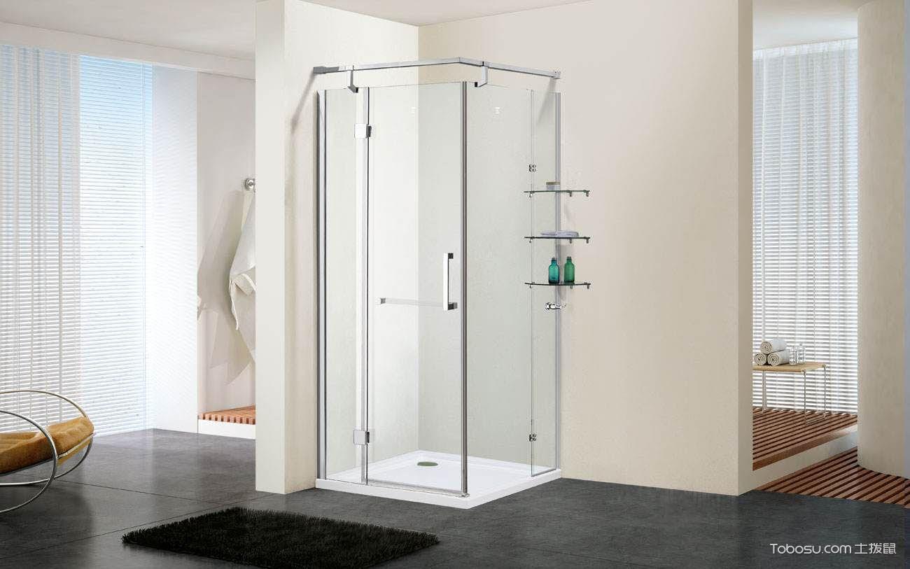安装淋浴房_土拨鼠装修经验