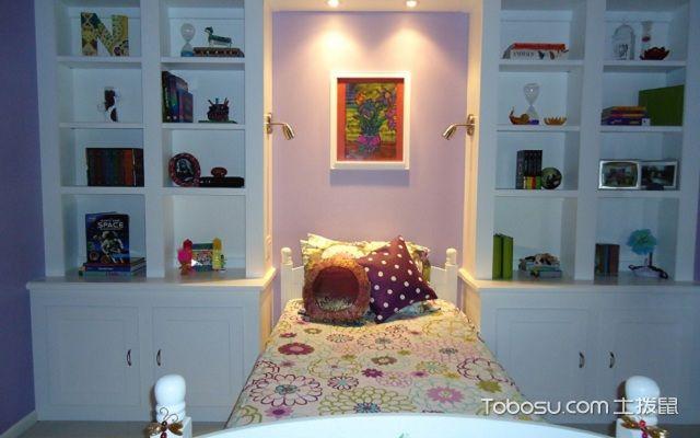 日式少女房间装修图片收纳