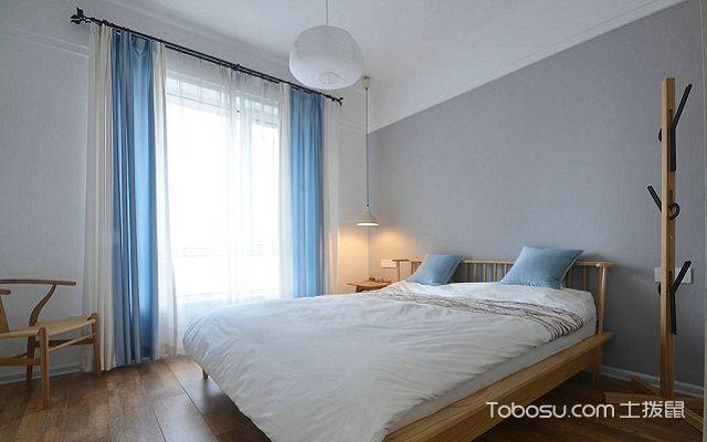 日式少女房间装修图片蓝色