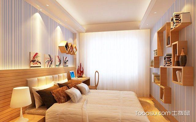 日式少女房间装修图片灯光