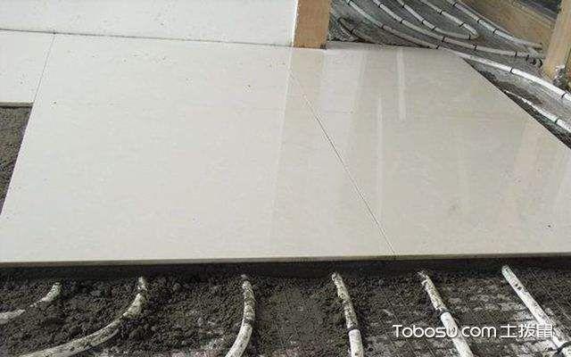 干铺地板砖的方法步骤,验收标准
