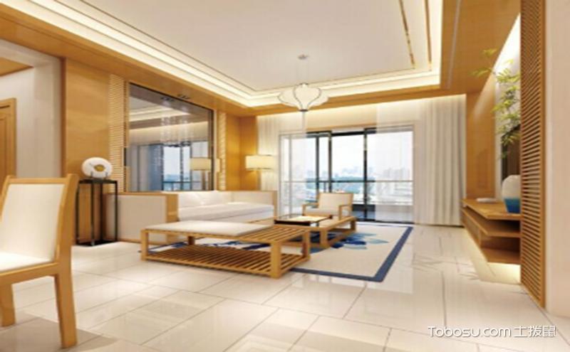 日式吊顶装修设计图,掀起一股素雅且韵味之风