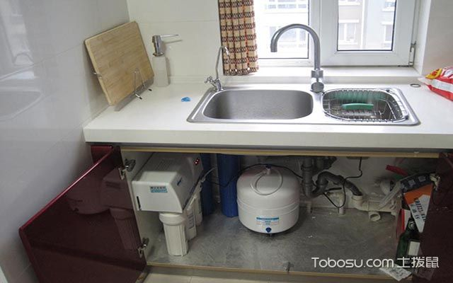 家用净水器安装_土拨鼠学装修网