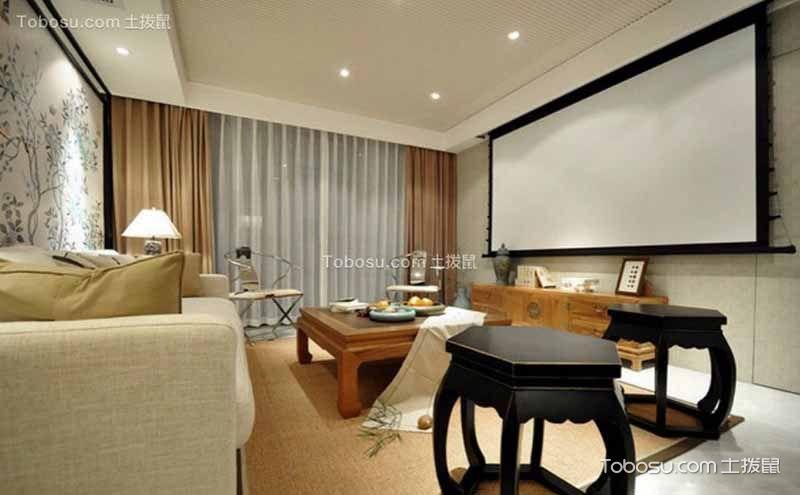 中式风格室内设计,大气优雅的简约美