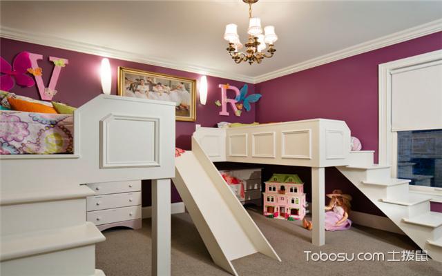 女童房间装修