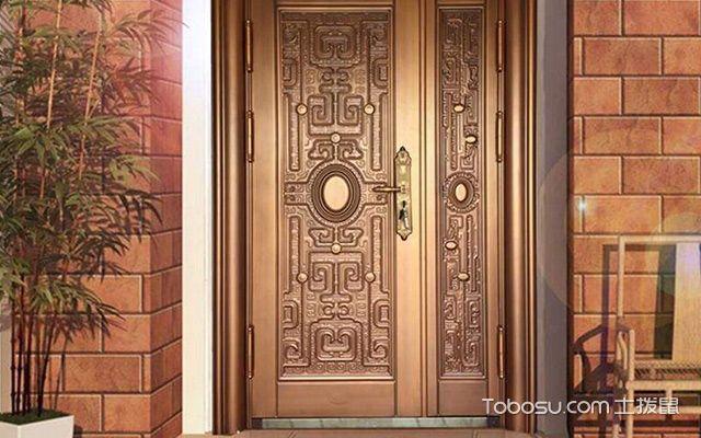 防盗门尺寸标准案例1