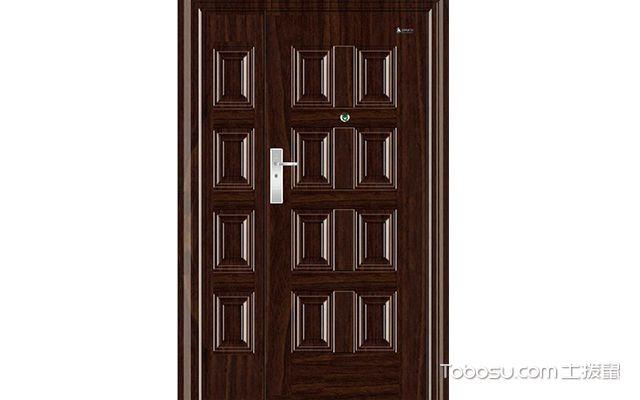 防盗门尺寸标准案例2