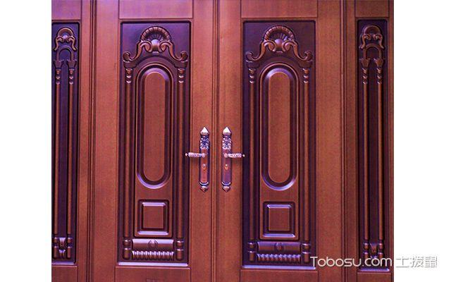 防盗门尺寸标准案例3