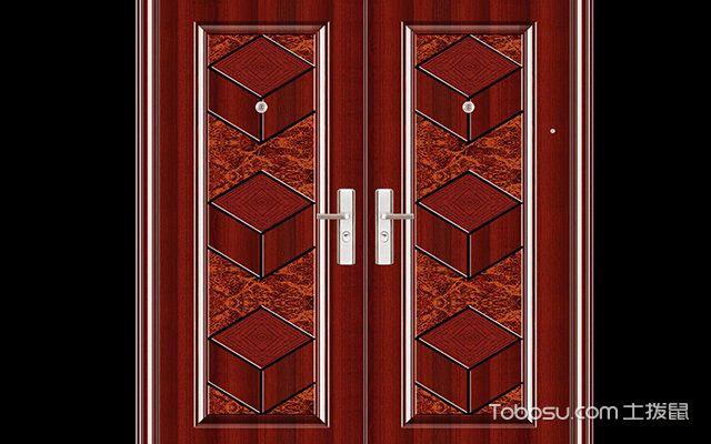 防盗门尺寸标准案例4