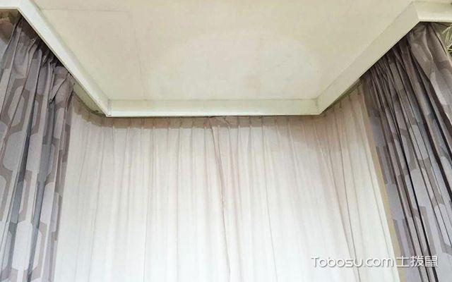 窗帘轨道怎么安装案例图3