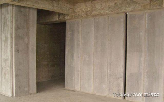 水泥板隔墙施工工艺图1