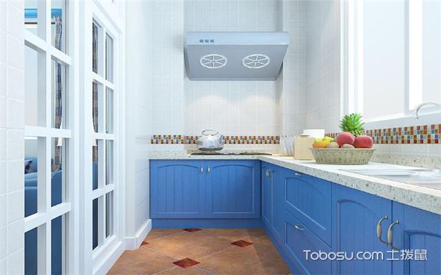 厨房装修价格案例