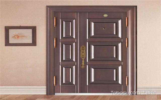 防盗门尺寸标准需要了解哪些