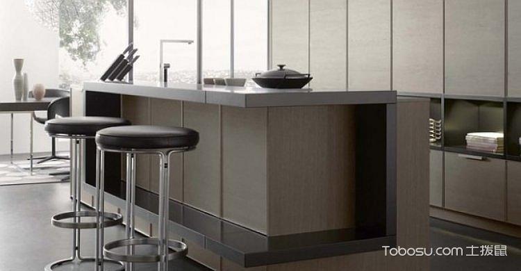 整体橱柜吧台设计_土拨鼠装修经验