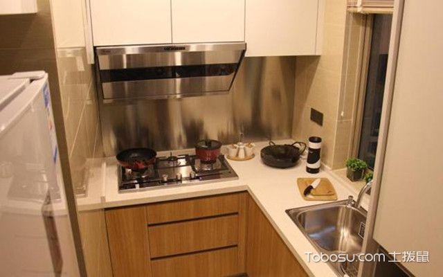 小户型厨房应该怎么装