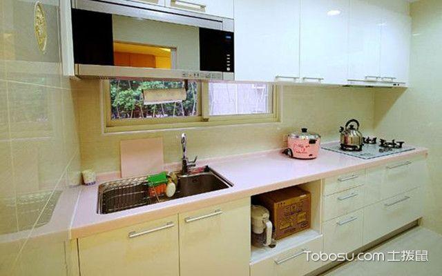 小户型厨房装修设计要点