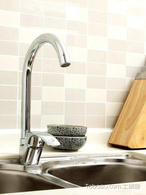 厨房水龙头堵了怎么办?怎么让水龙头快速出水