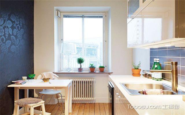 4平米长方形厨房装修注意事项