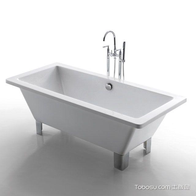 方形浴缸的高度