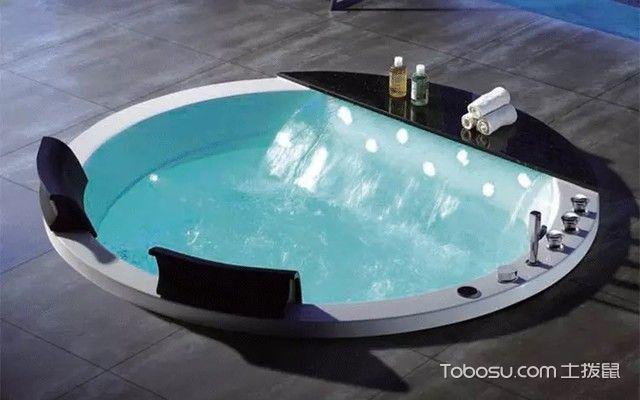 嵌入式浴缸安装步骤效果图