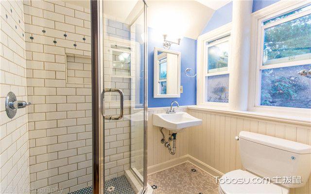 绍兴装修报价参考卫生间浴室图