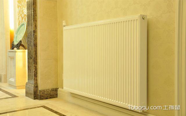 小户型家里暖气怎么安装