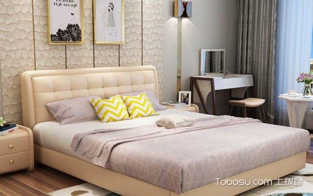 珠海70平装修预算卧室效果图