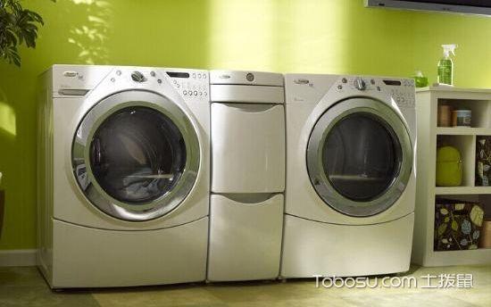 滚筒洗衣机的优缺点