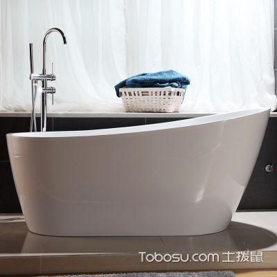 家用独立式浴缸_土拨鼠装修经验