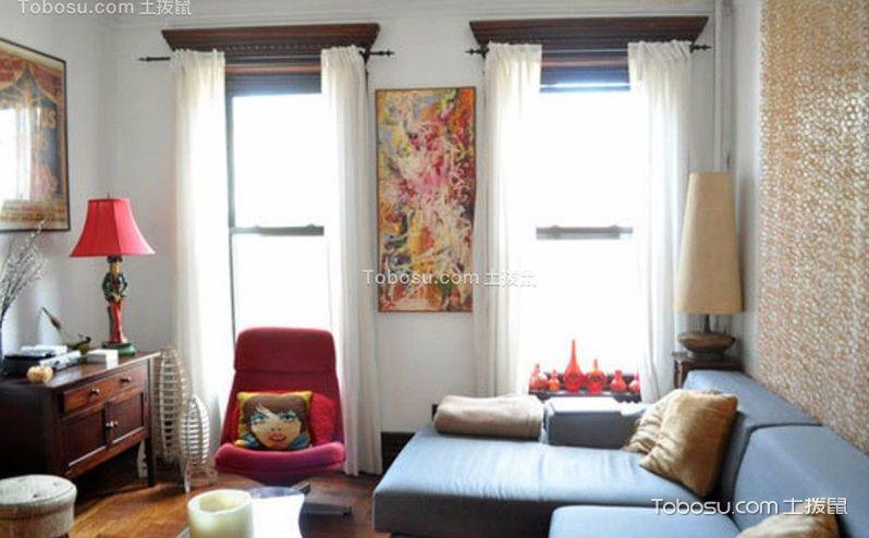 30平米一室半装饰效果图,小家也可以精彩