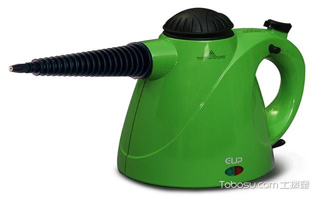 蒸汽清洁机实拍图_土拨鼠学装修