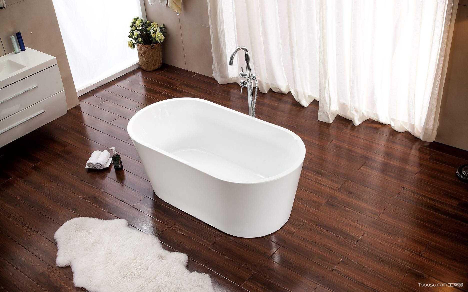 浴缸什么材质好_土拨鼠装修经验