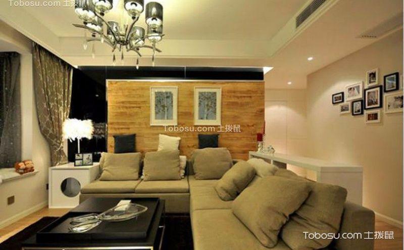 60平米房子装修效果,温馨舒适便足矣