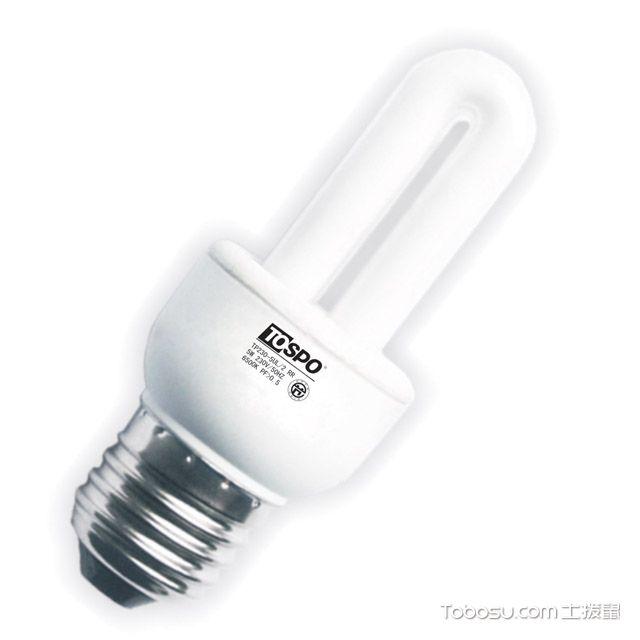 选购节能灯方法之看工作后的表现