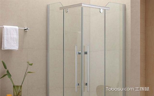 淋浴房高度案例图1
