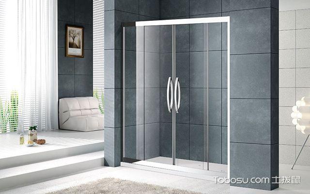 淋浴房高度案例图2