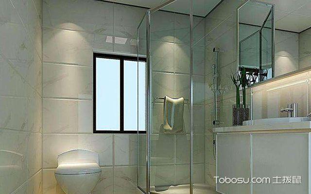卫生间淋浴房效果图4