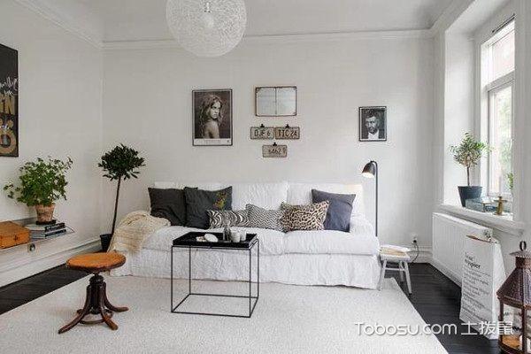 北欧风格客厅家具设计介绍
