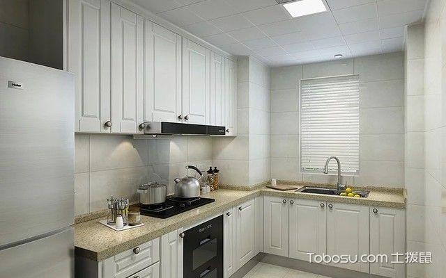 天津装修公司厨房图