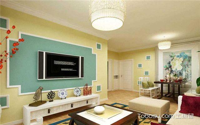大连三房两厅全包装修费用客厅图