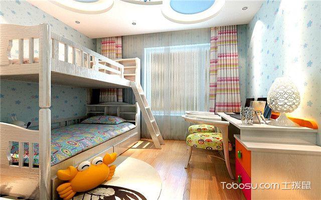 长春三房两厅全包装修费用儿童房图