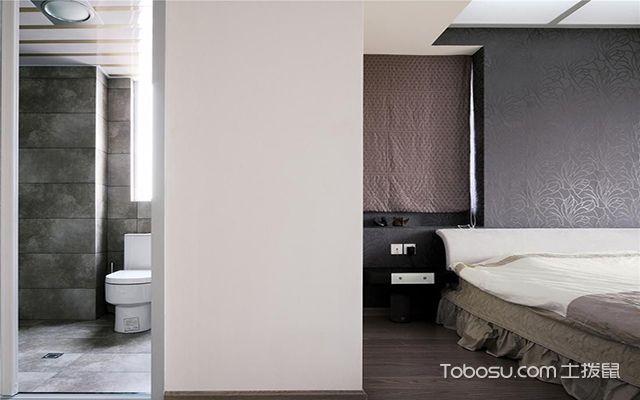 卧室与客厅隔断_土拨鼠装修经验