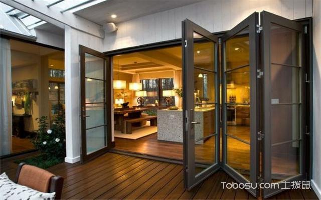 厨房用折叠门好不好